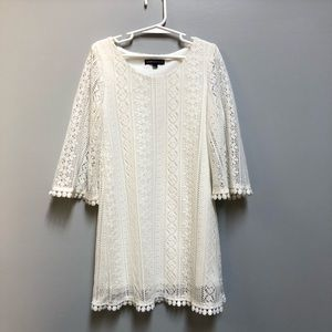 Other - Girls 7 lace dress